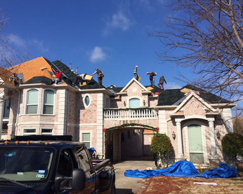 Pro Builders Roofing LLC Roofing Project 1